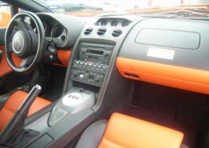 2004 LAMBORGHINI GALLARDO AWD - ORANGE ON ORANGE 5