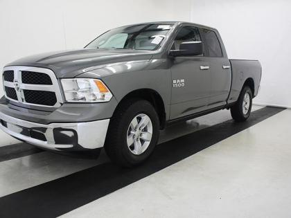 2013 RAM 1500 SLT - GRAY ON GRAY
