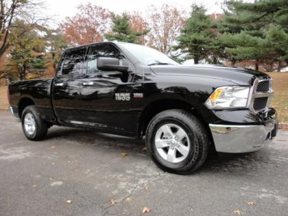 2014 RAM 1500 SLT - BLACK ON GRAY