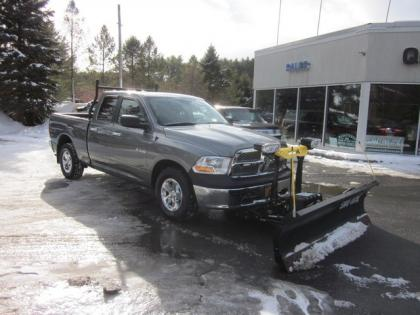 2010 DODGE RAM 1500 SPORT QUAD CAB - GRAY ON GRAY