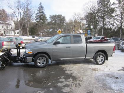 2010 DODGE RAM 1500 SPORT QUAD CAB - GRAY ON GRAY 3