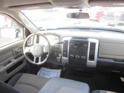 2010 DODGE RAM 1500 SPORT QUAD CAB - GRAY ON GRAY 5