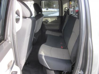 2010 DODGE RAM 1500 SPORT QUAD CAB - GRAY ON GRAY 6