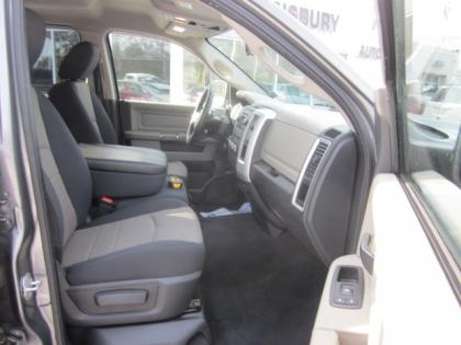 2010 DODGE RAM 1500 SPORT QUAD CAB - GRAY ON GRAY 8