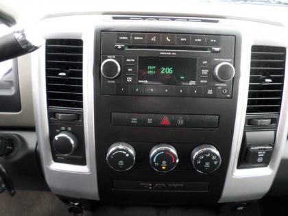 2010 DODGE RAM 1500 BIG HORN - SILVER ON GRAY 8