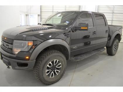 2013 FORD F-150 RAPTOR SVT - BLACK ON BLACK