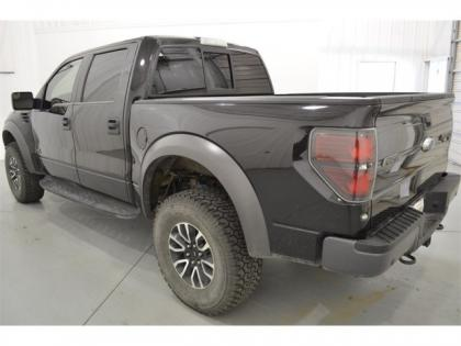 2013 FORD F-150 RAPTOR SVT - BLACK ON BLACK 2