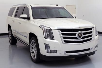 cadillac escalade 2015 white. 2015 cadillac escalade esv white on gray 1 cadillac escalade white