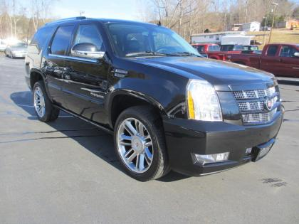 2014 CADILLAC ESCALADE PREMIUM - BLACK ON BLACK 2