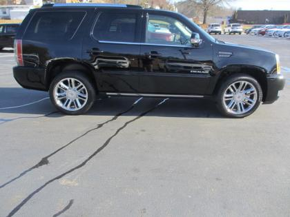 2014 CADILLAC ESCALADE PREMIUM - BLACK ON BLACK 3