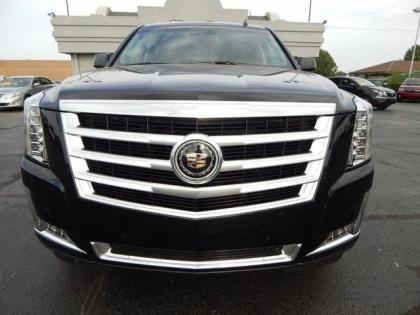 2015 CADILLAC ESCALADE PREMIUM - BLACK ON BLACK