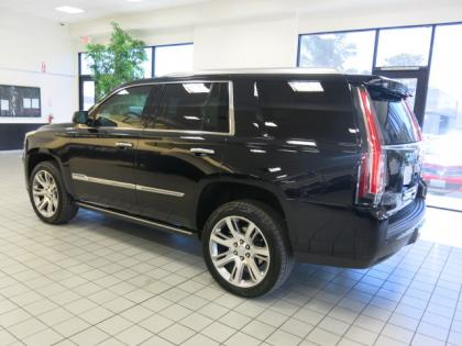 2015 CADILLAC ESCALADE PREMIUM - BLACK ON BLACK 2