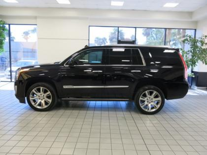 2015 CADILLAC ESCALADE PREMIUM - BLACK ON BLACK 3
