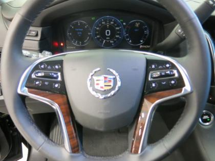2015 CADILLAC ESCALADE PREMIUM - BLACK ON BLACK 5