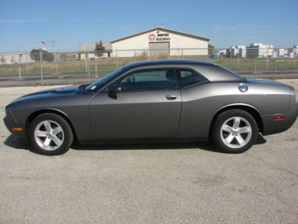 2011 DODGE CHALLENGER BASE - GRAY ON BLACK 4