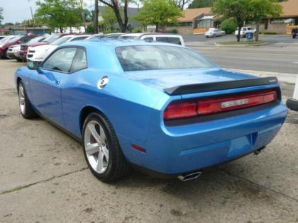 2010 DODGE CHALLENGER STR-8 - BLUE ON BLACK 3