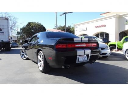 2012 DODGE CHALLENGER STR-8 - BLACK ON BLACK 2