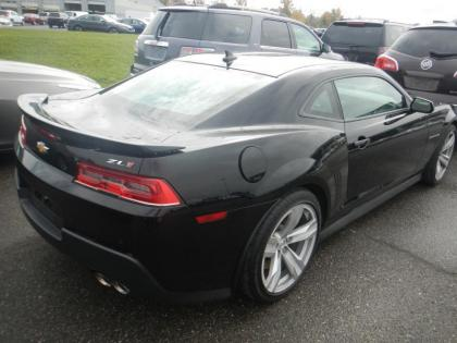 Export Used 2015 Chevrolet Camaro Zl1 Black On Black