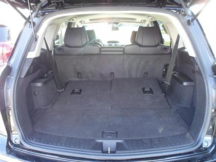 2010 ACURA MDX TECHNOLOGY PACKAGE - BLACK ON BLACK 6