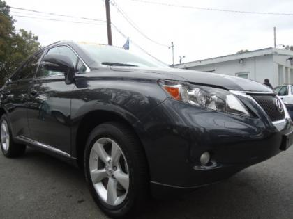 2011 LEXUS RX350 BASE - GRAY ON GREY