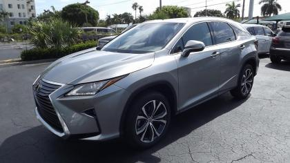 2017 LEXUS RX350 BASE - BEIGE ON BEIGE