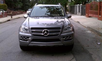 Export used 2010 mercedes benz gl350 bluetec 4matic gray for 2010 mercedes benz ml350 bluetec 4matic
