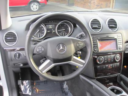 2011 MERCEDES BENZ GL350 BLUETEC 4MATIC - SILVER ON BLACK 4