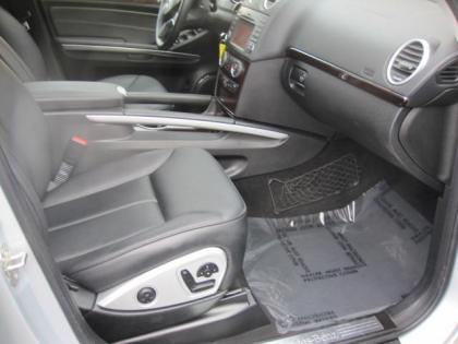 2011 MERCEDES BENZ GL350 BLUETEC 4MATIC - SILVER ON BLACK 5