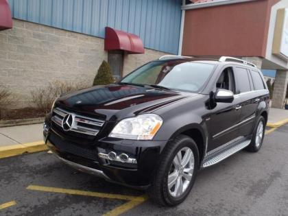 Export used 2010 mercedes benz gl350 bluetech black on gray for 2010 mercedes benz gl350