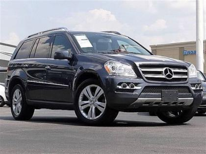 2011 MERCEDES BENZ GL350 4MATIC - GRAY ON BLACK 3