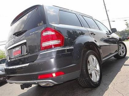 2011 MERCEDES BENZ GL350 4MATIC - GRAY ON BLACK 4