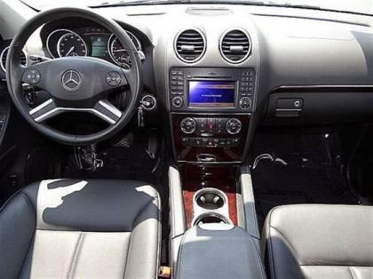2011 MERCEDES BENZ GL350 4MATIC - GRAY ON BLACK 8