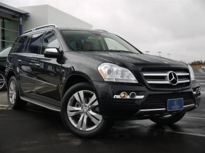 2010 MERCEDES BENZ GL350 BLUETECH - BLACK ON BEIGE 1