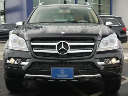 2010 MERCEDES BENZ GL350 BLUETECH - BLACK ON BEIGE 2