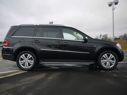 2010 MERCEDES BENZ GL350 BLUETECH - BLACK ON BEIGE 3