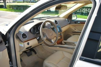... 2007 MERCEDES BENZ GL450 4MATIC   GOLD ON BEIGE 2 ...