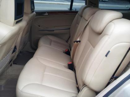 2007 MERCEDES BENZ GL450 4MATIC - GOLD ON BEIGE 4