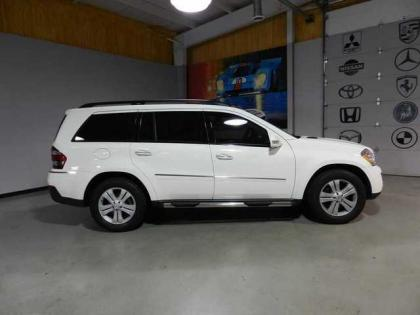 2007 MERCEDES BENZ GL450 4MATIC - WHITE ON BEIGE 2