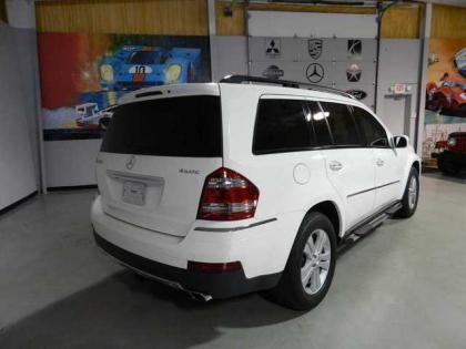 2007 MERCEDES BENZ GL450 4MATIC - WHITE ON BEIGE 3