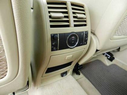2007 MERCEDES BENZ GL450 4MATIC - WHITE ON BEIGE 8