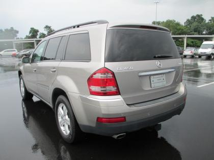 2007 MERCEDES BENZ GL450 4MATIC - GRAY ON GRAY 2