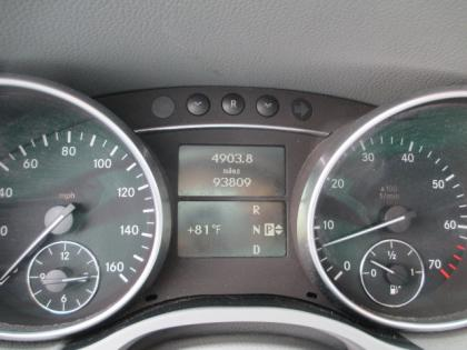 2007 MERCEDES BENZ GL450 4MATIC - GRAY ON GRAY 6