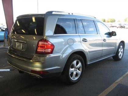 export used 2010 mercedes benz gl450 4matic gray on gray. Black Bedroom Furniture Sets. Home Design Ideas