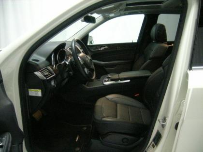 2012 MERCEDES BENZ ML350 W4 - WHITE ON BLACK 6
