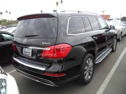 2015 MERCEDES BENZ GL350 BLUTEC - BLACK ON BEIGE 2