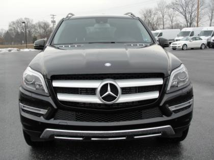 2014 MERCEDES BENZ GL350 BLUTEC - BLACK ON BLACK 2