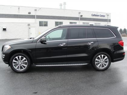 2014 MERCEDES BENZ GL350 BLUTEC - BLACK ON BLACK 3