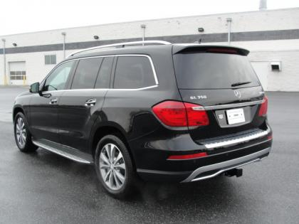 2014 MERCEDES BENZ GL350 BLUTEC - BLACK ON BLACK 4