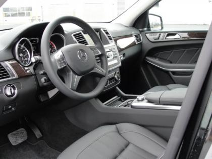 2014 MERCEDES BENZ GL350 BLUTEC - BLACK ON BLACK 5