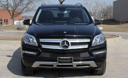 export used 2013 mercedes benz gl450 4matic black on black. Black Bedroom Furniture Sets. Home Design Ideas